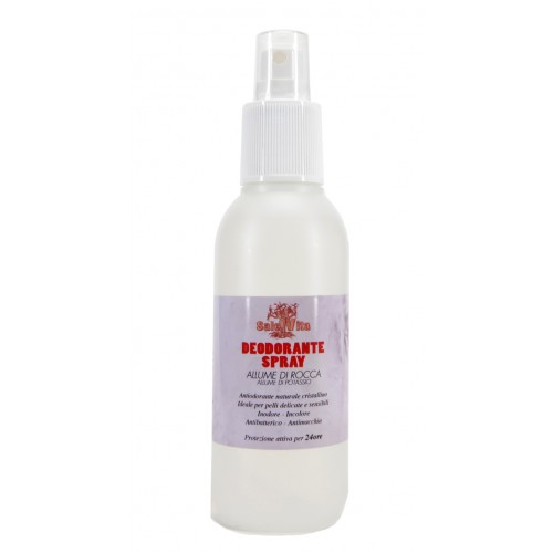 Deodorante Allume spray